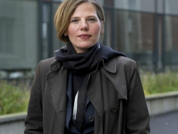 Post doctor Anneken Sperr warns against too much of a focus on human rights in the Norwegian Constitution, now that amendments are being discussed. (Photo: Thor Brødreskift/University of Bergen)
