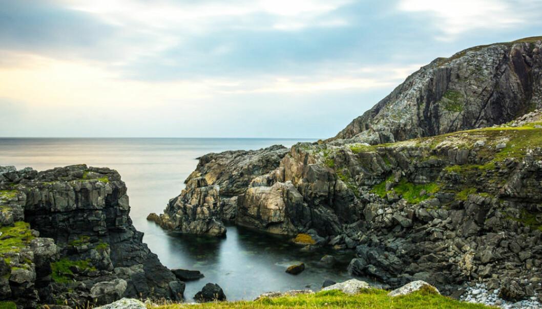 Botanikeren John Heslop-Harrison var lenge den eneste botanikeren som fikk tilgang til den privateide øya Rum på Skottlands vestkyst. Her iscenesatte han en planteoppdagelse som kunne påvirke oppfatningen om den siste istiden.  (Foto: John O'Brien / https://creativecommons.org/licenses/by-nc/2.0/legalcode)