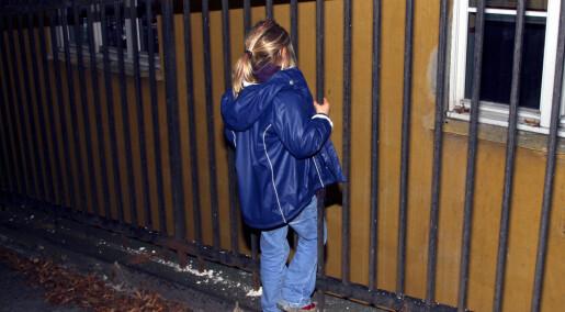 Barnevernet gir minst hjelp til dem som trenger det mest