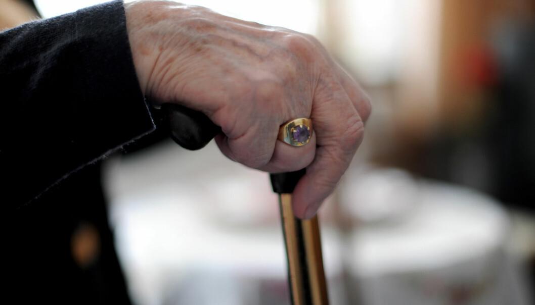 Ny studie viser at 95-åringer med høyere utdanning kan forvente å leve lengre enn jevnaldrende med kun grunnskole.  (Illustrasjonsfoto: Frank May, NTB scanpix)