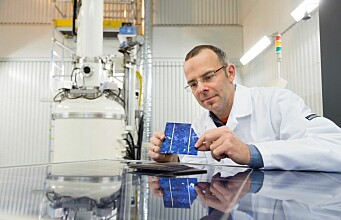Even greener solar power on the way