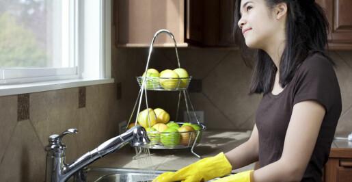 Mindfull oppvask