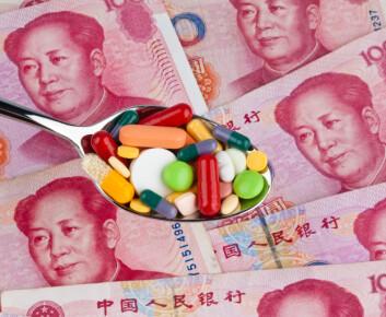 Korrupsjon blant offentlig ansatte er det problemet som opptar flest kinesere. Juks med medisiner bekymrer også mange.  (Foto: Colourbox)