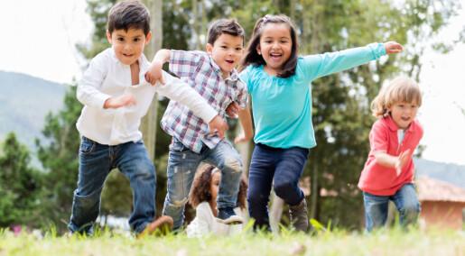 Kronikk: Barns egne stemmer fortsatt borte i debatten om fysisk aktivitet