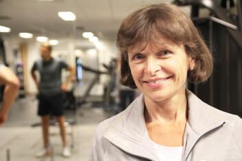 May Arna Risberg mener gode forskningsspørsmål kan gi gode knær. (Foto: Elin Fugelsnes)