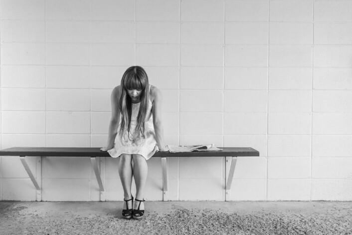 Selvskading, spiseforstyrrelser, selvmordstanker, depresjon og angst er i tillegg til problemer med konsentrasjon og oppmerksomhet vanlige henvisningsgrunner til BUP.  (Foto: Pixabay)