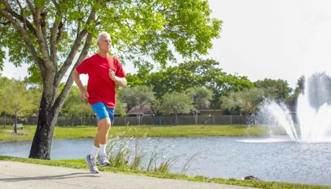 Exercise habits affect how the body handles a heart attack in its aftermath. It's never too late to start exercising. (Photo: Thinkstock)