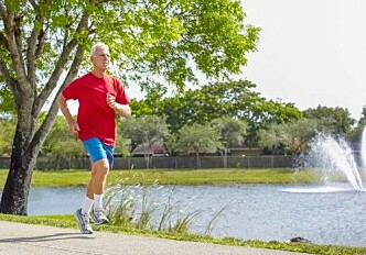 Physically active individuals cope better with heart attacks