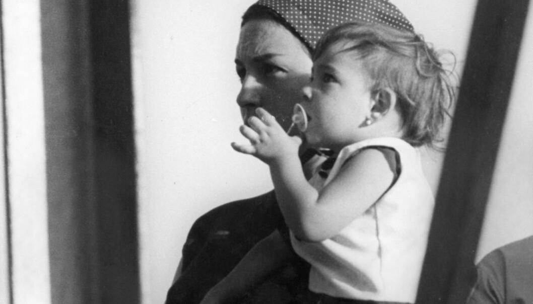 Kvinner som var enslige mødre på 60-tallet og 70-tallet, har dårligere helse i dag, viser ny forskning. Mennene hjalp ikke til med barna den gangen, forklarer forskere. (Illustrasjonsfoto: Sueddeutsche Zeitung Photo)