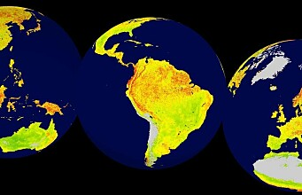 Mapping the world for climate sensitivity