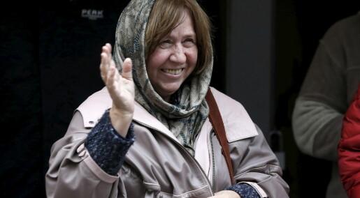 Kronikk: Finst eigentleg den kvinnelege krigen til Svetlana Aleksijevitsj?
