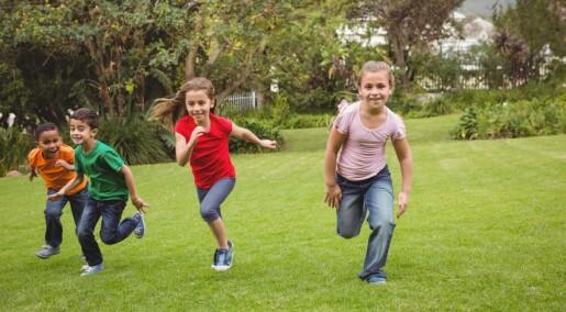 Styrk elevenes rett til fysisk aktivitet