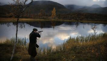 Blyhagl blir fortsatt forbudt på våtmark og skytebaner, men er nå igjen tillatt på jakt andre steder etter totalforbud siden 2005. (Illustrasjonsfoto: Mattis Sandblad/VG)
