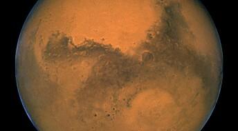 NASA har gjort nye oppdagelser på Mars