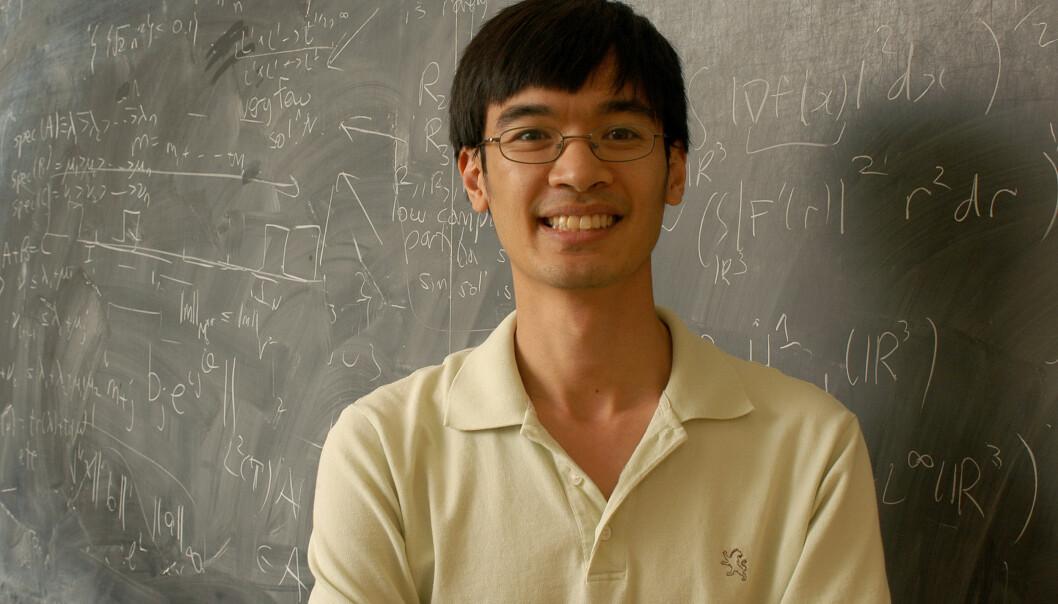 Matematikeren Terence Tao har trolig løst et 80 år gammelt matematisk problem. (Foto: CC-BY, John D. & Catherine T. MacArthur Foundation)