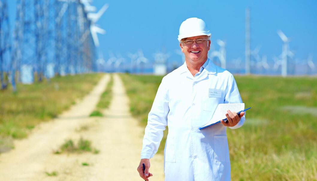 Ny forskning avslører at man ved å fokusere på avledede effekter ved å takle klimaendringene – som for eksempel ved å skape nye arbeidsplasser i grønne industrier – kan motivere folk til å gå til handling.  (Illustrasjonsfoto: Microstock)