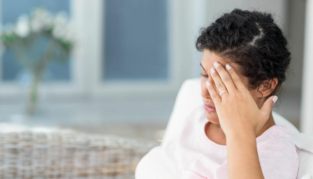 Derfor får kvinner fødselsdepresjon