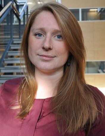 Linn Stokke Guttormsen. (Foto: Aina Rødal, Universitetet i Oslo)