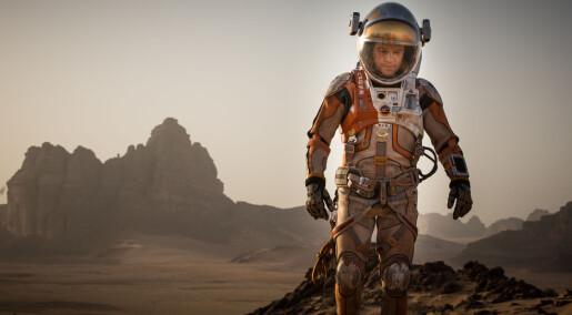 Slik overlever du på Mars