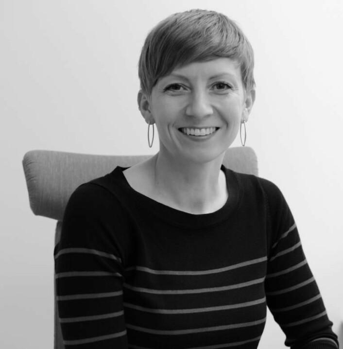 Katja Enberg. (Foto: Havforskningsinstituttet)