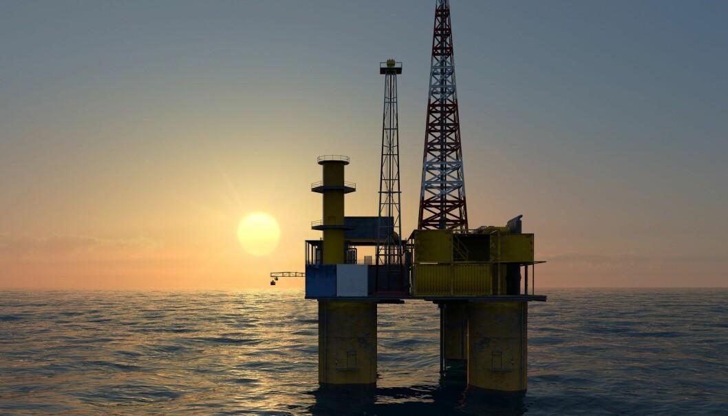 Regjeringen foreslår å bruke 100 millioner mer på forskning som skal tjene olje- og gassnæringen neste år. (Illustrasjonsfoto: Microstock)