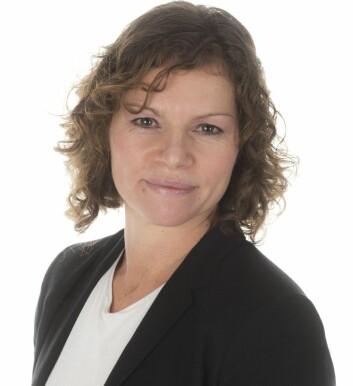 Stine Andreasen. (Foto: UiT)