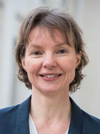 Unni Olsbye er professor i kjemi ved Universitetet i Oslo. (Foto: Universitetet i Oslo)