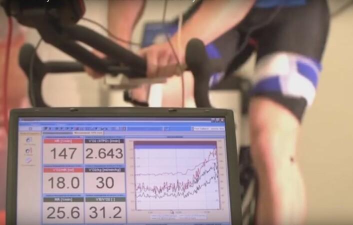 Mye morsom statistikk, men veldig stor sykkelcomputer, da! (Foto: (Skjermdump: Fra Universitetet i Oxford))