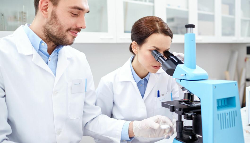 Dag Rune Olsen mener at fremragende forskningsmiljøer bør styrkes i en verden med stadig økende global konkurranse.  (Illustrasjonsfoto: Microstock)