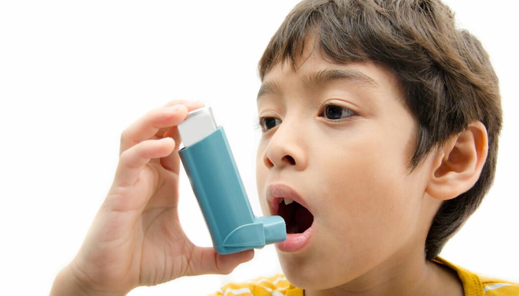 Røyking under svangerskapet kan ha negativ effekt både på barn og barnebarn.  (Illustrasjonsfoto: Microstock)