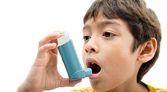Mormors røyking kan gi astma