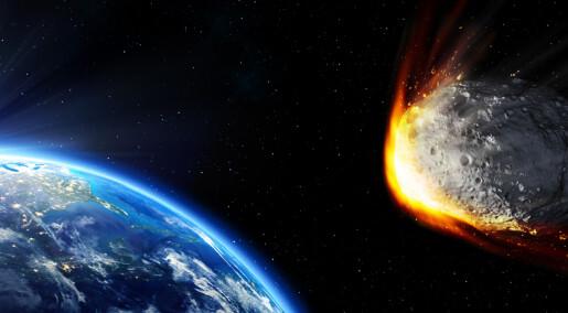 Vulkaner og meteorittnedslag kan ha utryddet dinosaurene
