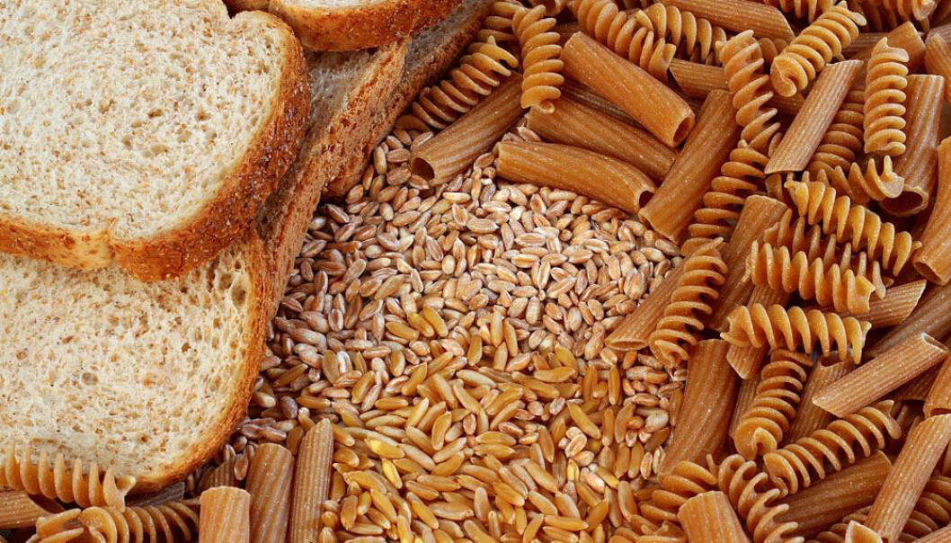Det kan være lurt å bytte ut mettet fett med fullkornsprodukter, mener forskerne bak en ny undersøkelse.  (Illustrasjonsfoto: Microstock)