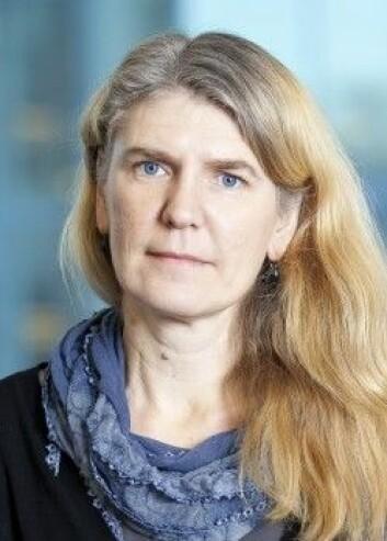 Lena Wängnerud. (Foto: Göteborgs Universitet)