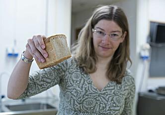 Healthy bread for the future