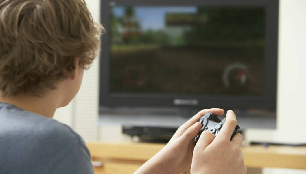 Persons with ADHD and psychiatric disorders seemingly have a problematic relationship to videogames and a pattern largely detrimental to health, work, school, and/or social relations than others. (Photo: Colourbox.)