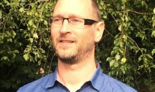 Med naturen som forskningslab: Møt vår nestleder Anders Schomacker