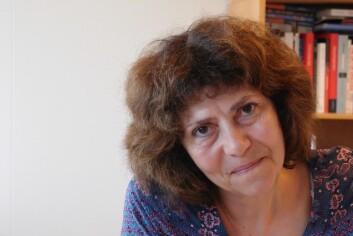 Professor Mila Vulchanova forsker på tilegning av språk ved NTNU. (Foto: Albert H. Collet)