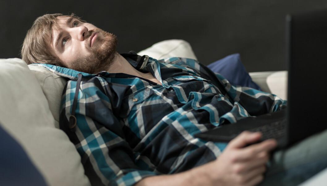 Depresjon gir risiko for uføretrygd