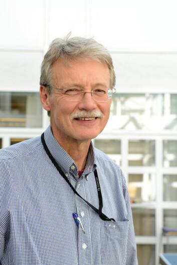 Bengt Svensson. (Foto: Hilde Lynnebakken)