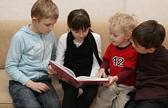 First graders can read like experts