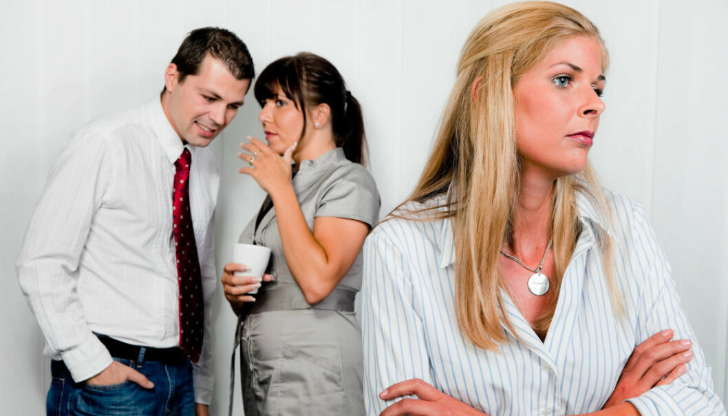 How can we stop bullying at work? (Illustrative photo: Colourbox.)