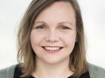 Kari Einarsen. (Photo: Asbjørn Jensen.)