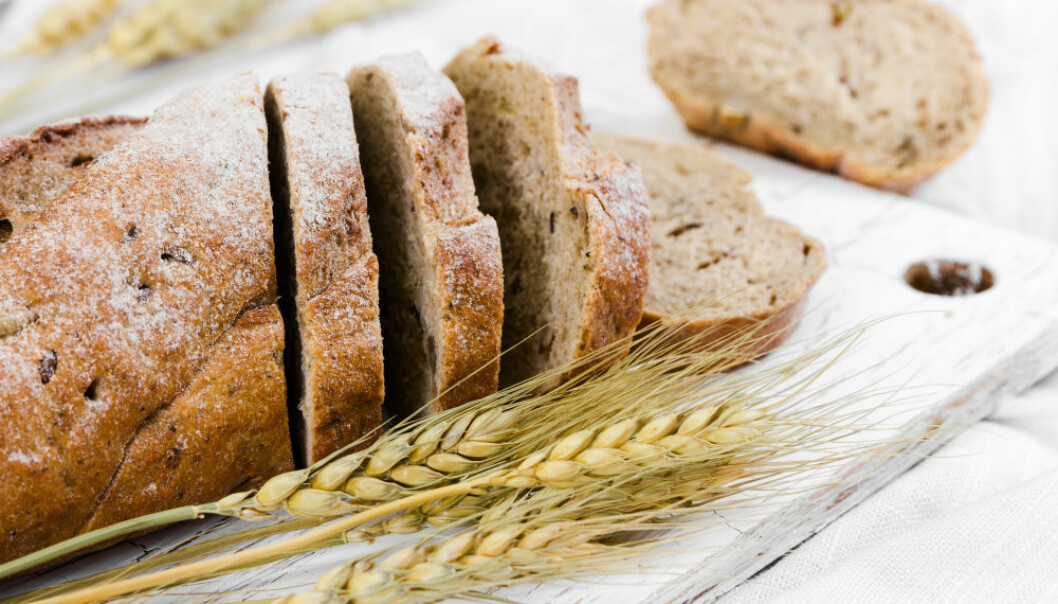 Whole grain products can improve your health. The more you eat, the better. (Photo: Colourbox)
