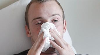 New York erklærer influensakrise