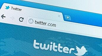 Twitter kan ikke erstatte nyhetspressa