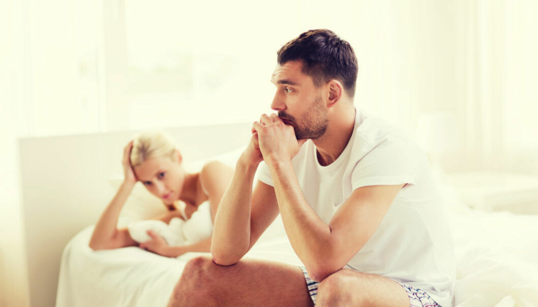 Women are more likely to want a closer relationship after sex than men. Men more commonly want to get away, new research shows. (Illustrative photo: Colourbox)