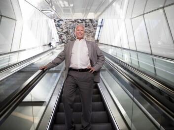 Professor Øystein D. Fjeldstad, BI Norwegian Business School (Foto: Torbjørn Brovold)
