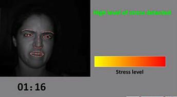 Bil-kamera ser om du er sint