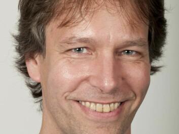 Assistant Professor Egil Nygaard. (Photo: Tron Trondal, UiO)